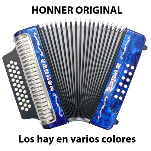 acordeon honner original